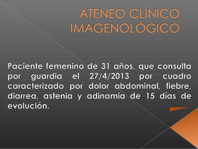 Ateneo Absceso Renal