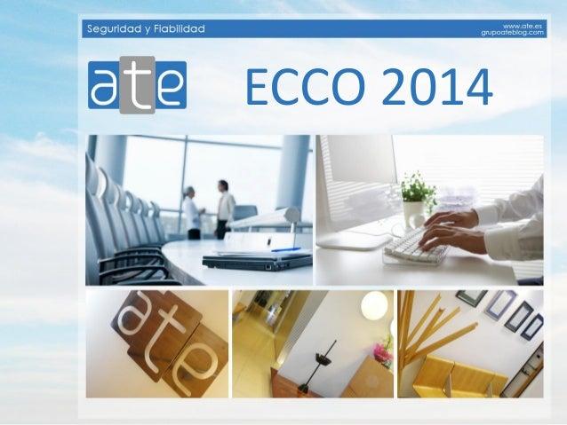 ECCO 2014