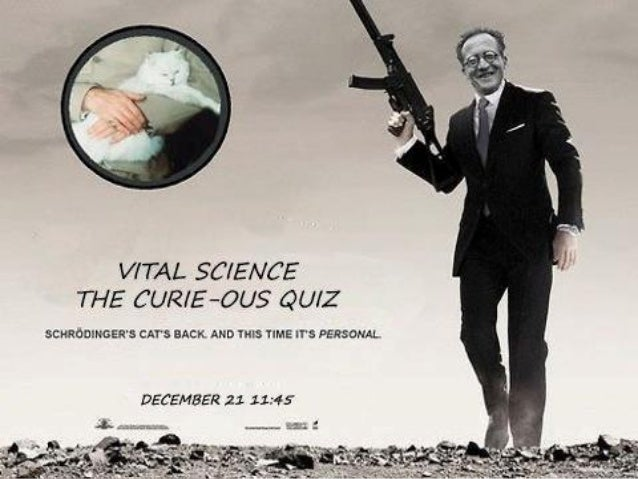 Vital Science the Curie-Ous Quiz