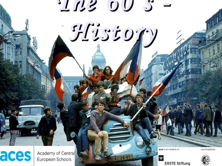 A The 60'S   History1