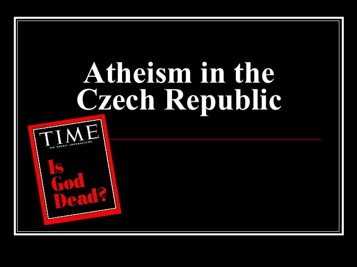 Atheism in the Czech Republic