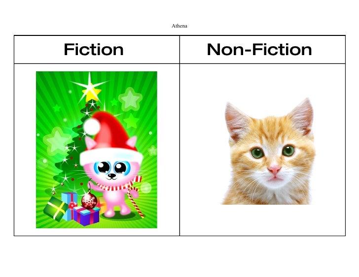 Athena     Fiction            Non-Fiction