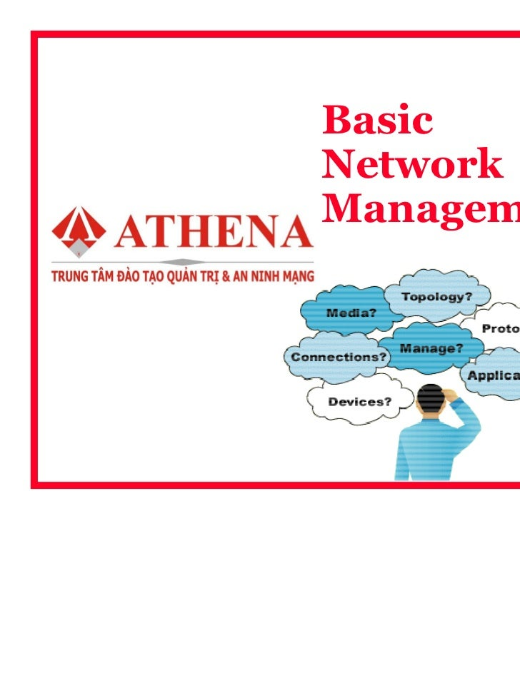 BasicNetworkManagement