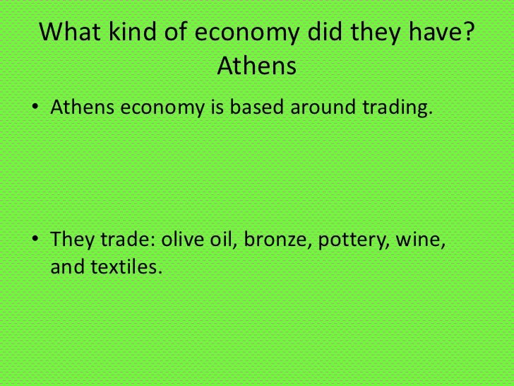 Athens And Sparta Slideshare