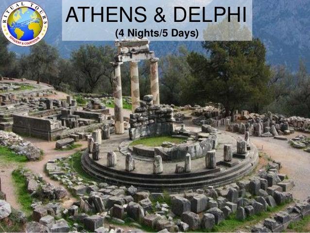 ATHENS & DELPHI (4 Nights/5 Days)