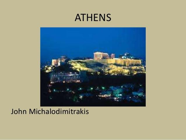 ATHENS  John Michalodimitrakis