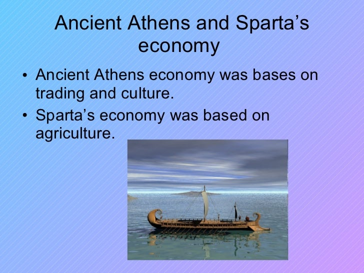 the similarities and differences of athens and sparta
