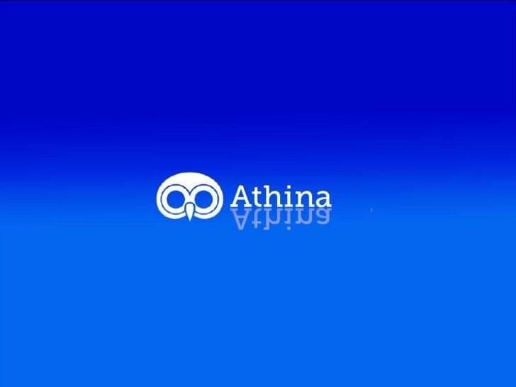Athina for Publishers