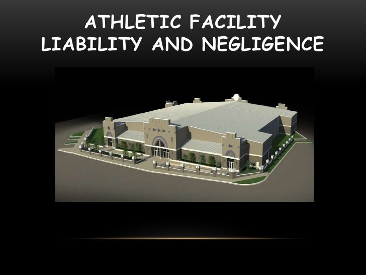 Athletic facility