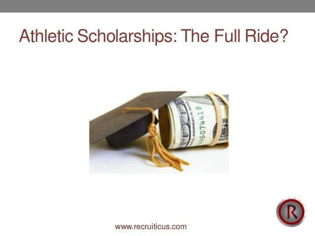 Full ride academic scholarship?