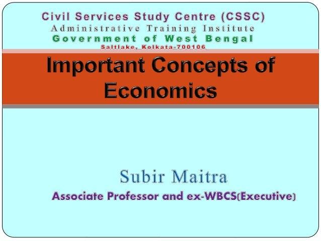 Macroeconomics Subir Maitra/ATI-CSSC iasstudymat.blogspot.in  Aggregate demand shock: Shocks such as change in government...