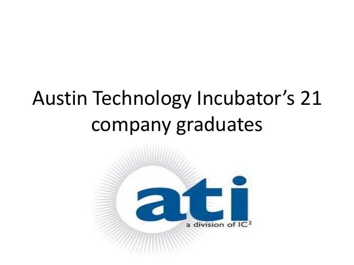 ATI graduates