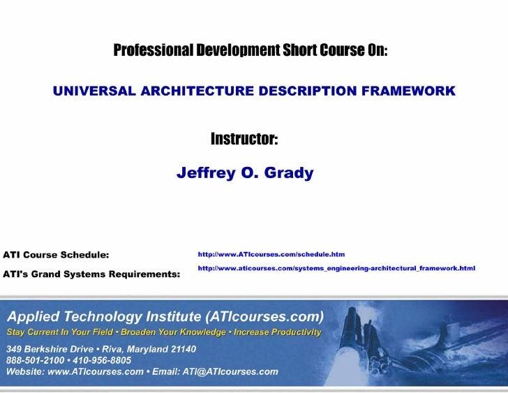 JOGSE Grand Systems Development          Training Program        Requirements Courses  521      Grand Systems Requirements...