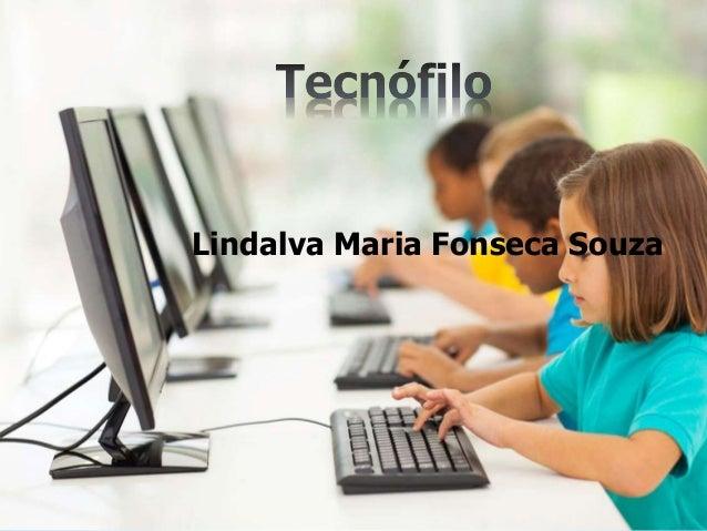 Lindalva Maria Fonseca Souza