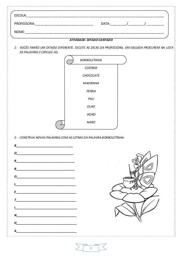 banco de jardim frases:Atividades sequenciadas – 1º encontro 2013