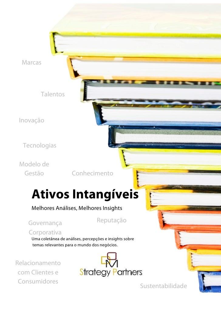 Marcas             Talentos    Inovação     Tecnologias   Modelo de   Gestão                  Conhecimento        Ativos I...