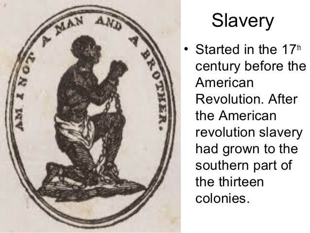 what were the causes of slavery Slavery in the civil war era caused slavery to become entrenched in the southern states, and created what we know as the antebellum south one consequence was that some american slaves were perhaps better treated than those elsewhere in the new world.