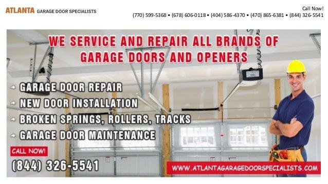 Garage door repair maintenance services atlanta ga for Garage door repair atlanta ga