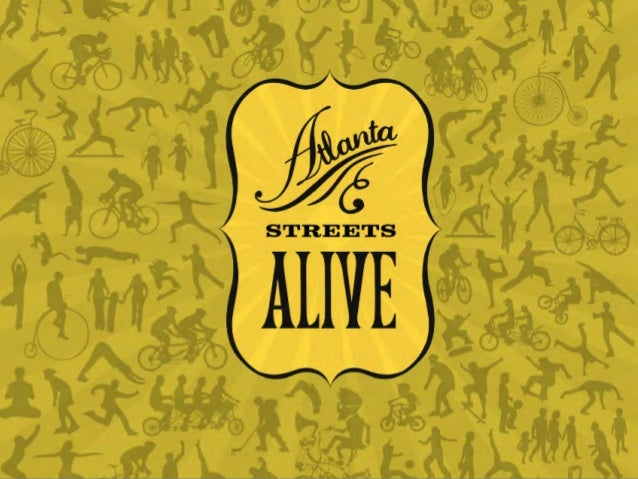 Core Reaction Project: Atlanta Streets Alive monthly