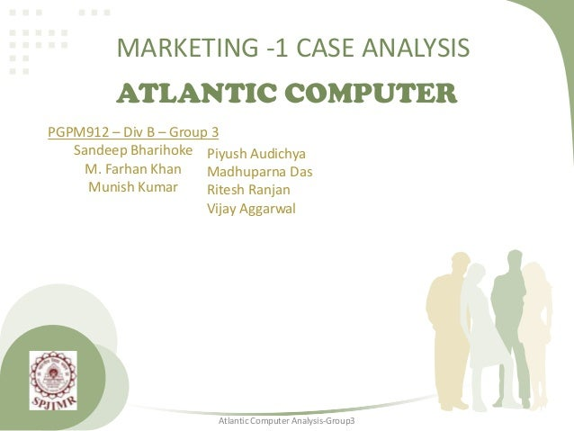 atlantic computer case study essay Verizon research papers and case studies discuss the mission of this wireless telecommunications organization, verizon's financials or their origination.