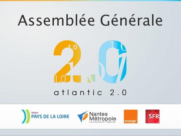 Atlantic 2.0  - Rapport moral AG 2012