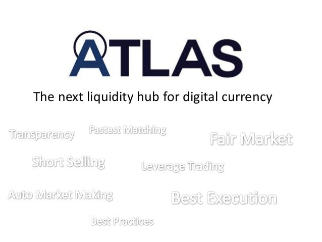 The next liquidity hub for digital currency
