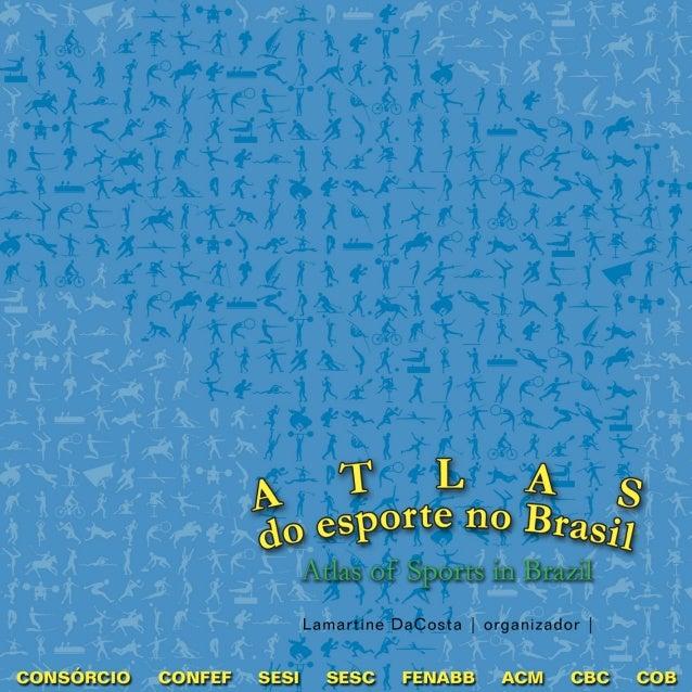 Atlas do Esporte no Brasil