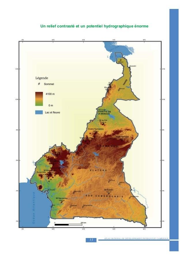 cameroun climat