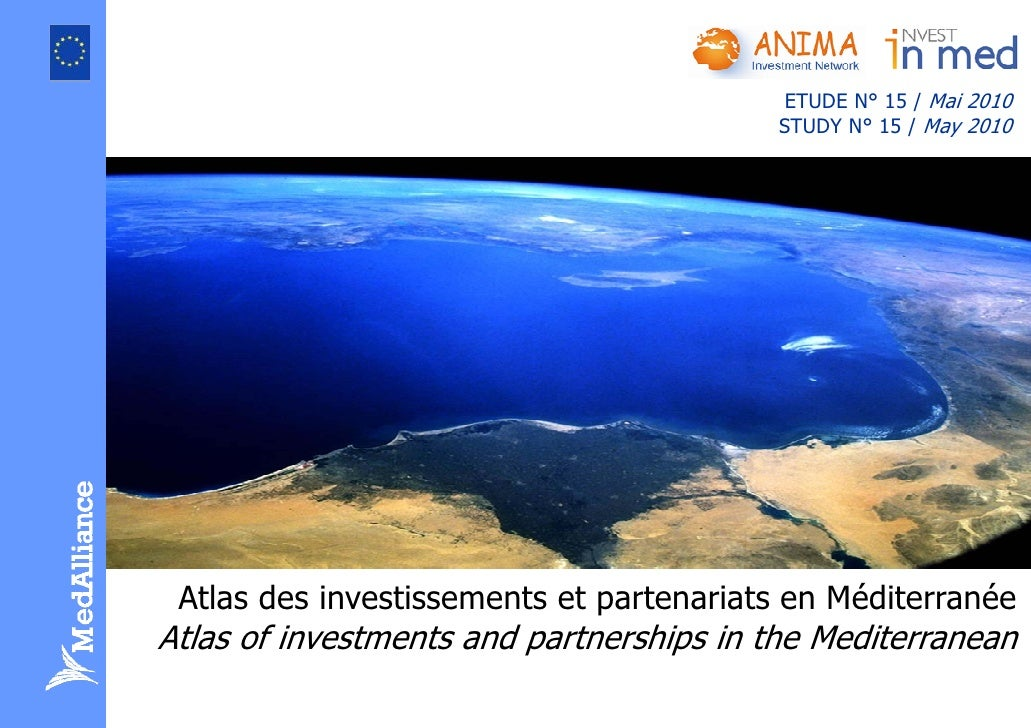 Atlas Of Investments In The Mediterranean