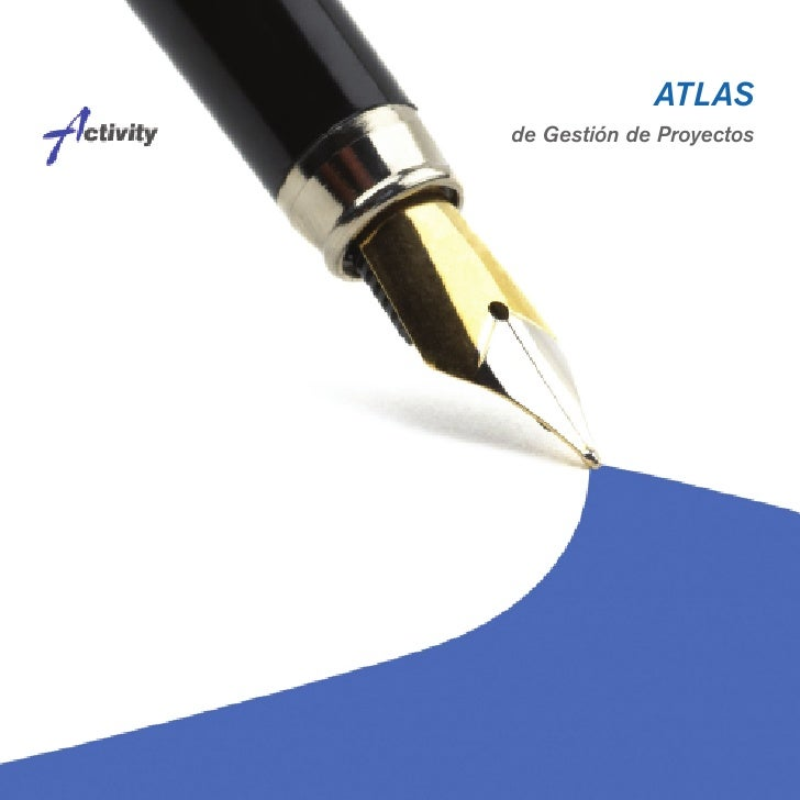 Atlas Project Management, manual  By Henk Van Soest Activity
