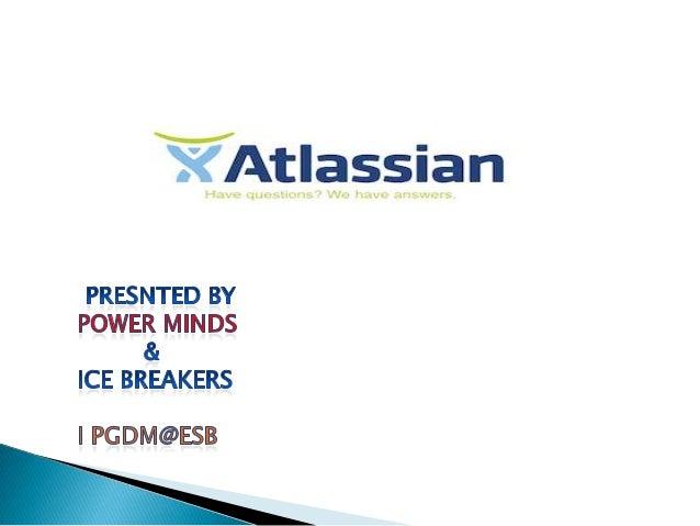 Atlassian software service