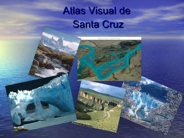 Atlas Visual de   Santa Cruz