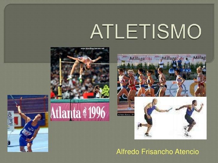 Alfredo Frisancho Atencio