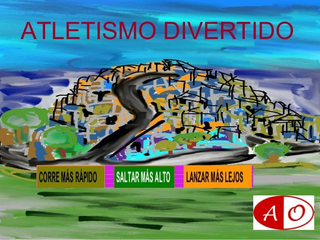 ATLETISMO DIVERTIDO
