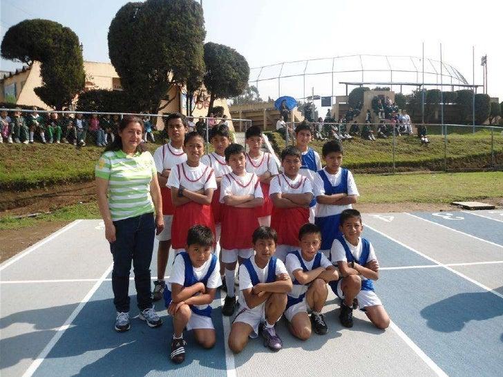 Atletismo olimpiadas escolares