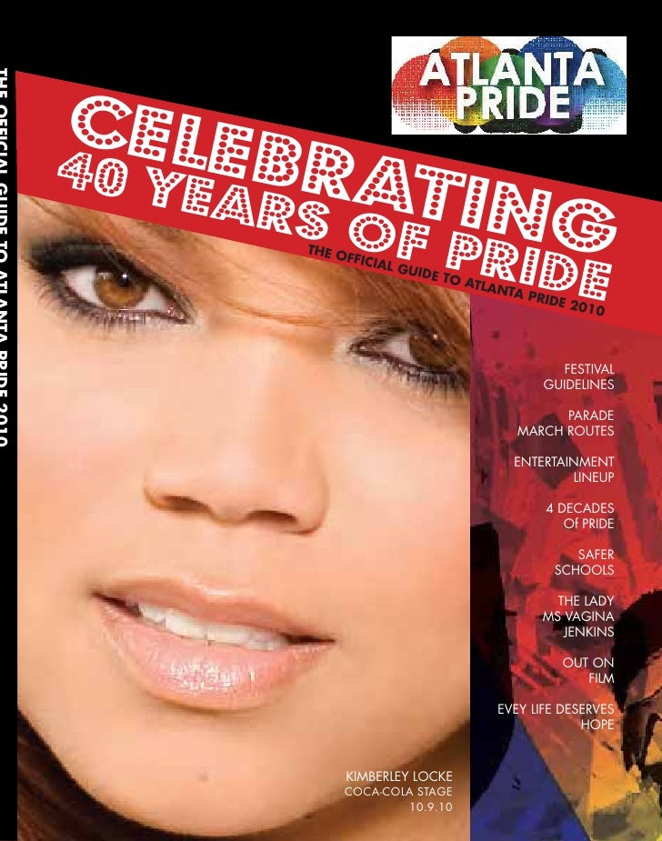 Atlanta Pride Guide 2010