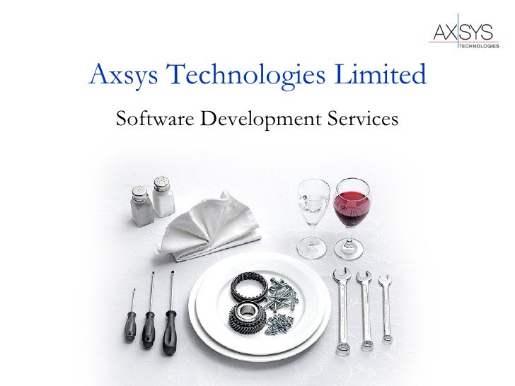 Axsys Technologies Limited Software Development Services