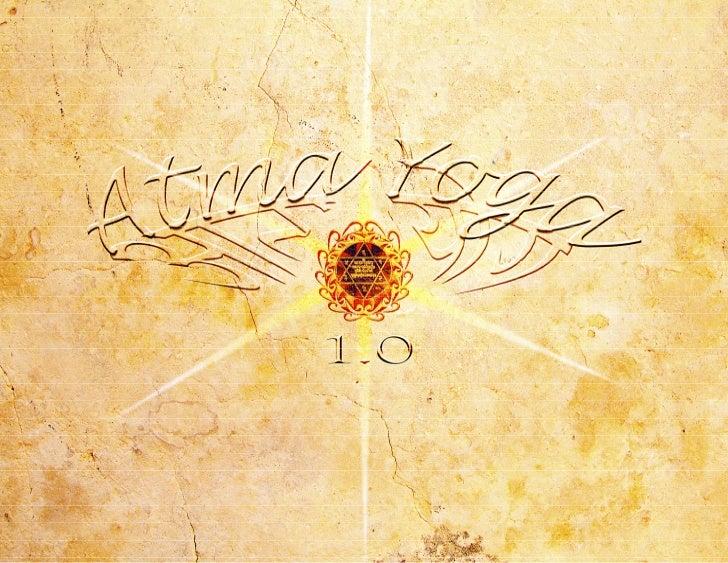 Atma yoga 1.0 - Beginner's set