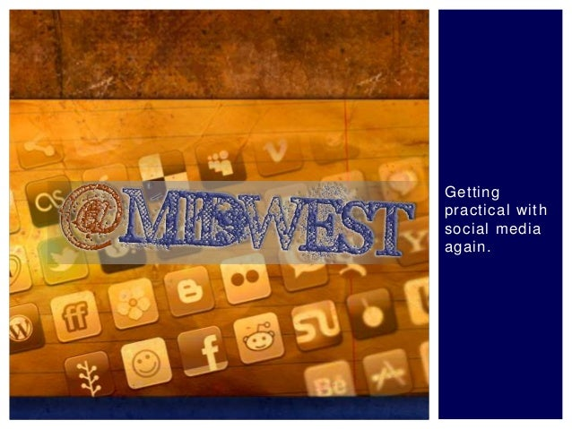 Social Media Monitoring—A presentation for @Midwest