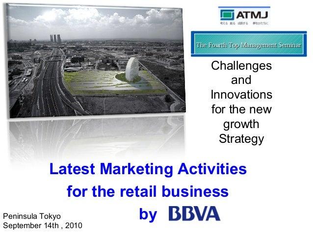 Top Management Seminar, Japan 2010