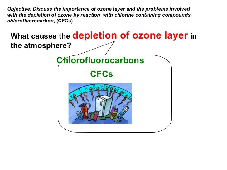 an overview of the ozone layer in the atmosphere and its importance