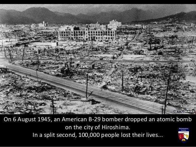 was the atomic bombing justified Was justified' alternative weapons the atomic bomb was not the only way to end  ww2 america could have launched an invasion of japan in order to defeat.