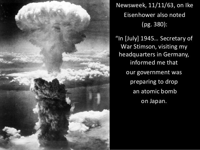 opposition for dropping bombs on japan Primary sources introduction few actions of the united states government remain as controversial as the dropping of the atomic bombs on japan to end world war ii.