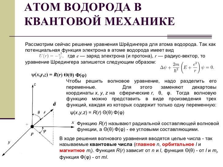 Боровская модель атома википедия