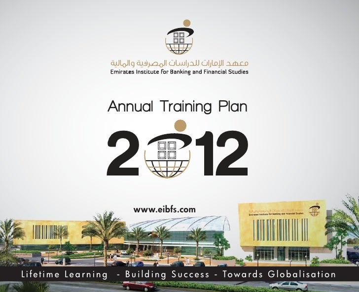 Annual Training Programmes
