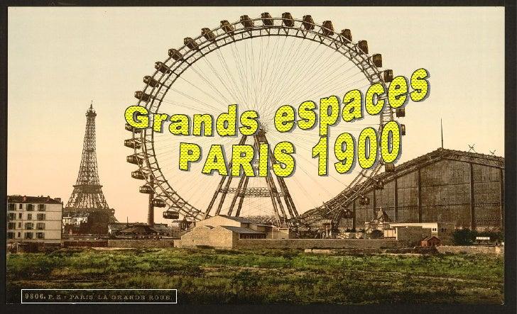 At Paris 1900