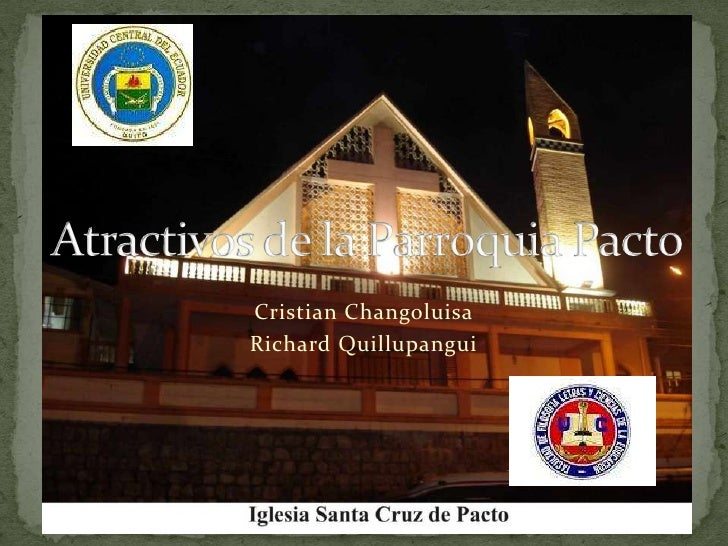 Cristian ChangoluisaRichard Quillupangui