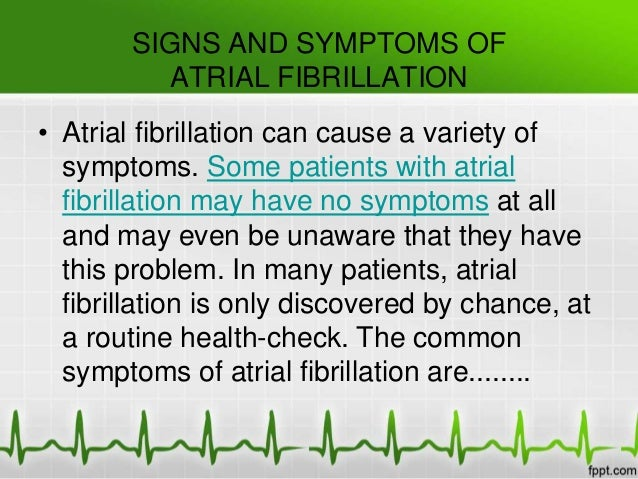 Atrial Fibrillation, the Other Heart Disease