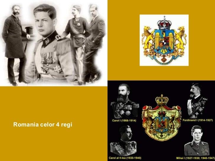 Romania celor 4 Regi