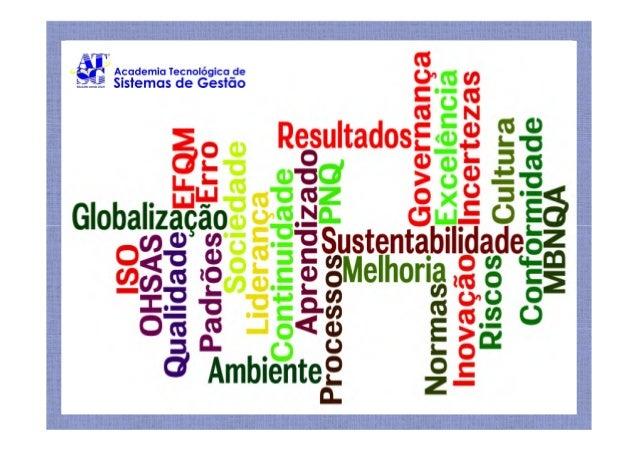 Curso Avançado sobre Sistemas de Gestão - Rogério Meira - ATSG
